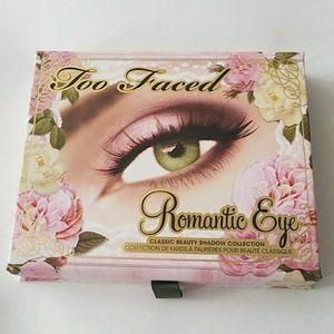 Too Faced Romantic Eye eyeshadow palette